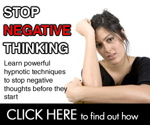 How to end negative thoughts